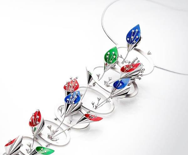 珠宝设计作品集3