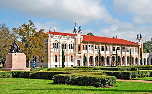 莱斯大学学术信息