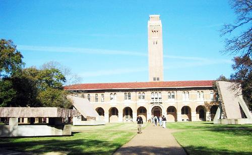 莱斯大学申请要求
