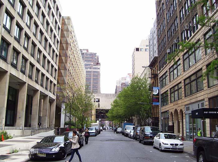 纽约时装学院校景1