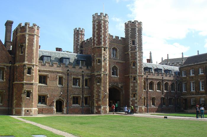 剑桥校景4