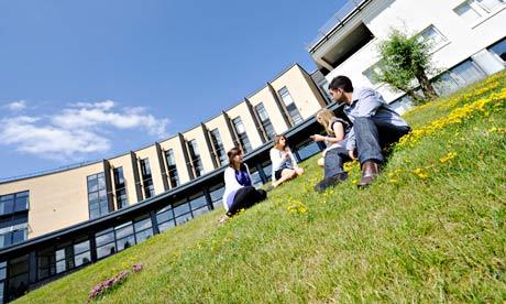 拉夫堡大学校景1