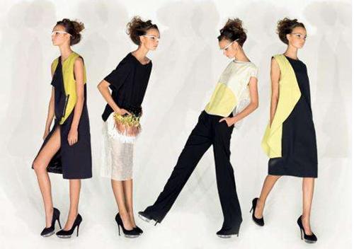 服装设计作品2