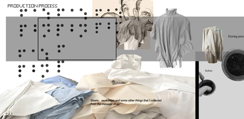 服装设计留学作品3