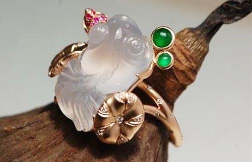 珠宝设计留学作品3