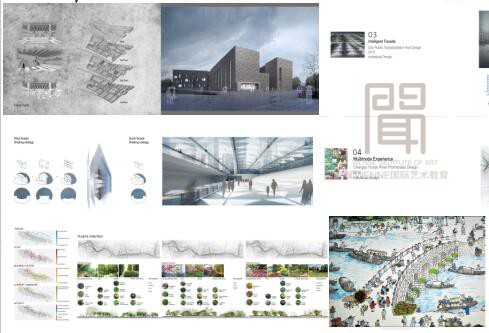 1建筑设计留学作品1