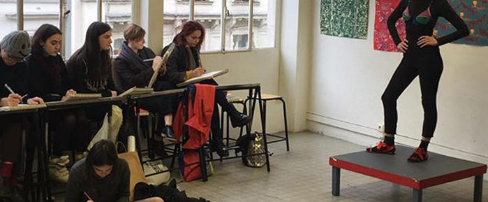 法国巴黎studio bercot服装设计学院
