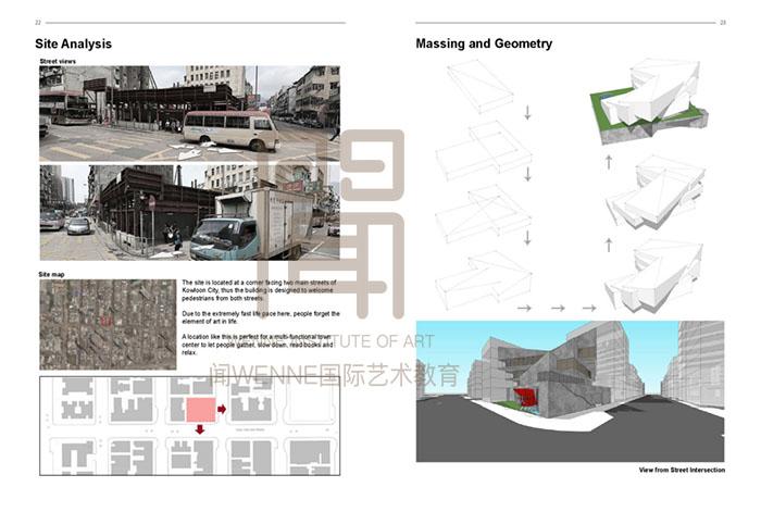 18留学建筑设计作品18