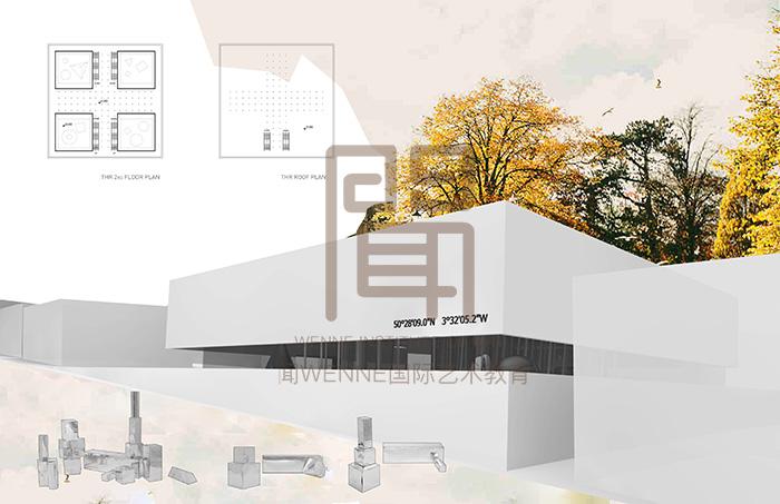 25留学建筑设计作品25