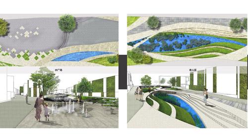 景观设计作品1